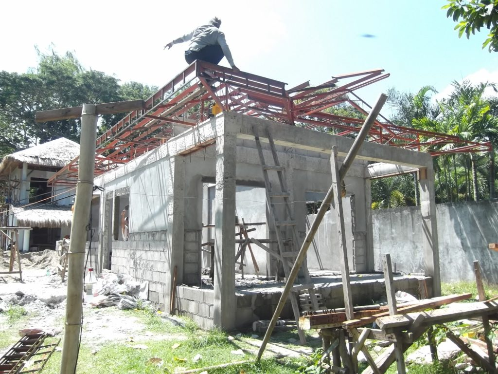 WALLS AND STRUCTURAL ROOF FRAMING
