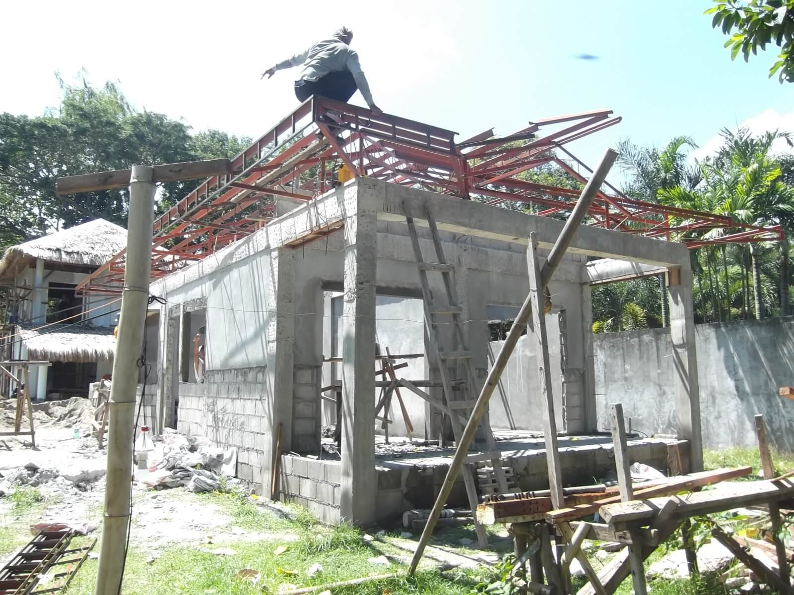 WALLS AND STRUCTURAL ROOF FRAMING - Negros Construction