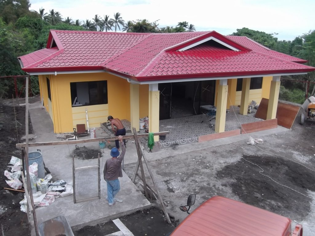 SAN MIGUEL HOUSE FINISHING