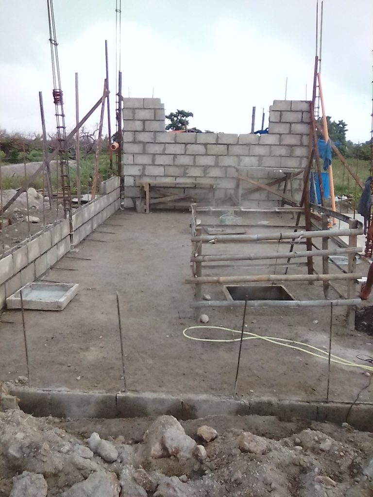 CONTINUING SITE DEVELOPMENT