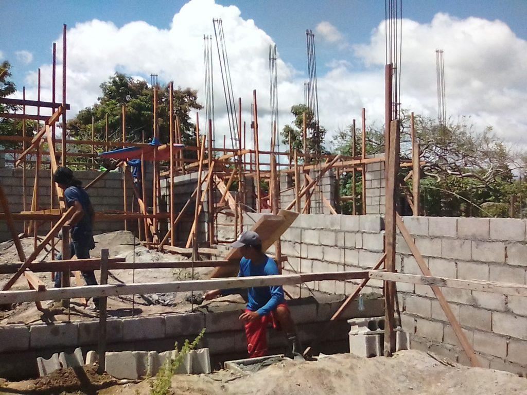 HOME CONSTRUCTION UPDATE MAR 15