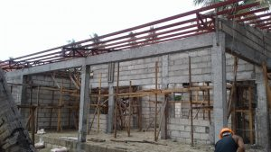 SIQUIJOR BEACH HOUSE CONSTRUCTION PROGRESS TO 08/20