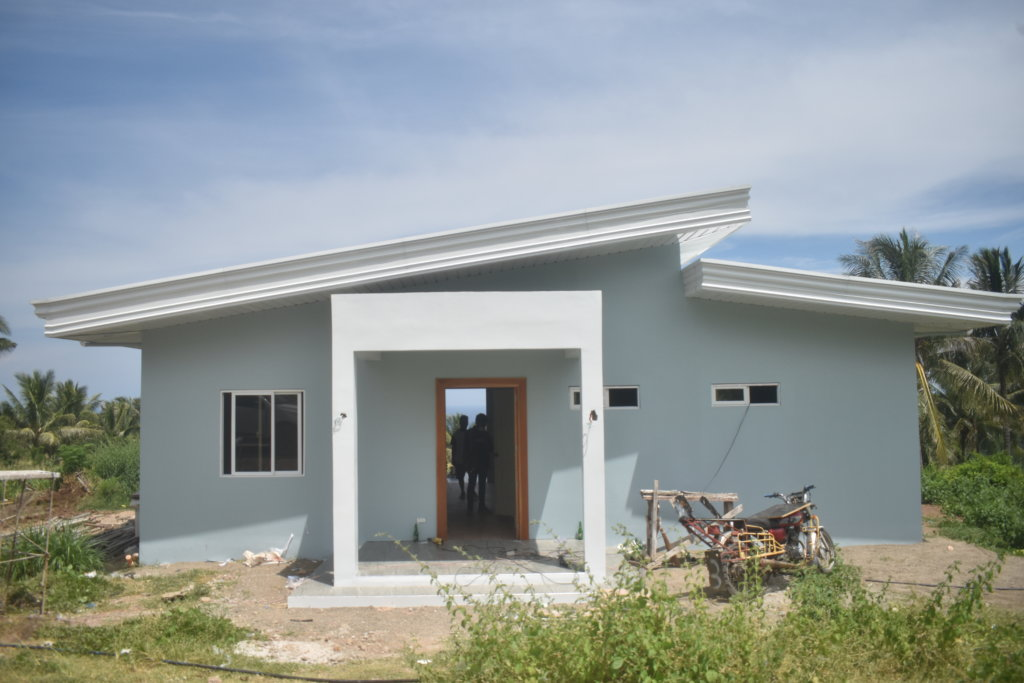 2 bedroom bumgalow construction project in Dauin