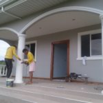 2 bedroom bungalow construction