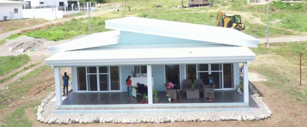 dauin bungalow construction