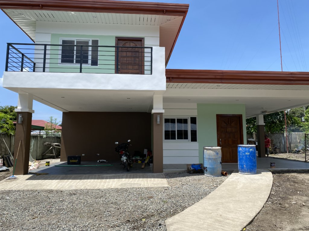 bacong house build by dpx